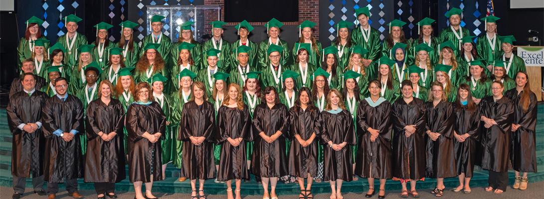The Excel Center Lafayette Graduation