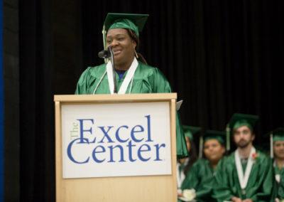 Chevon Maddix Graduation Speech, Class of 2017