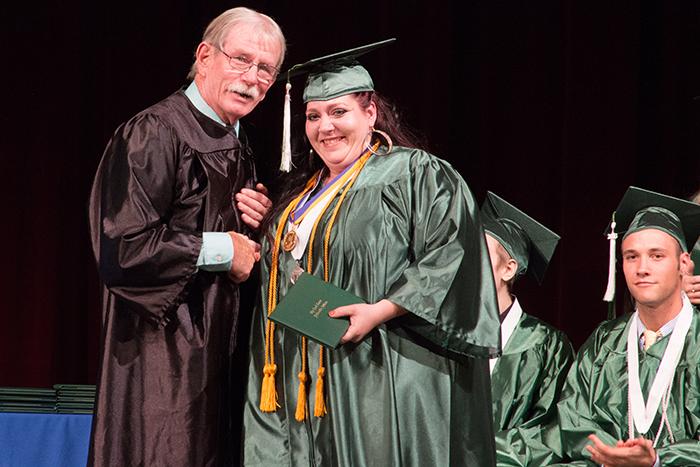 Adult Education Helped Heather Aim Higher