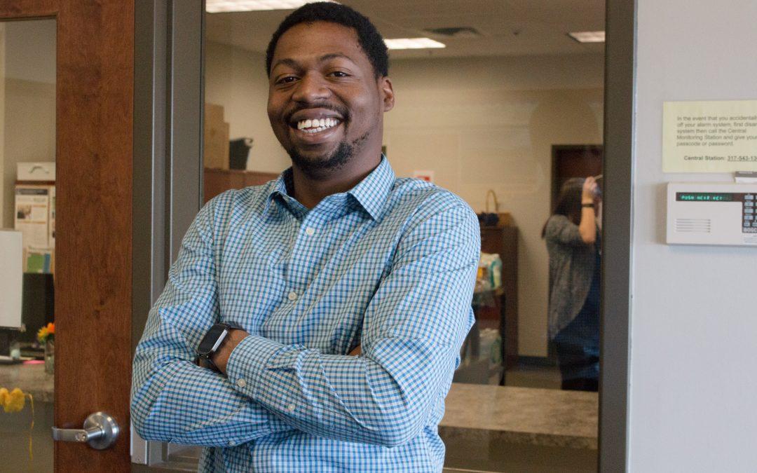 Kenyatta Tyler Perseveres at The Excel Center